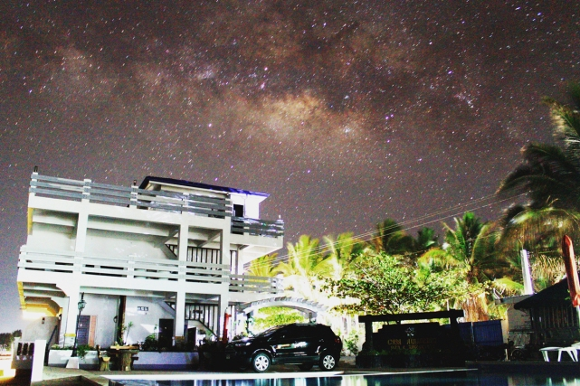 Milky Way in Bolinao