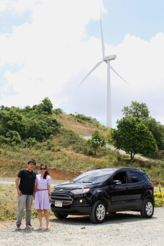 Pililla Wind Farm in Rizal