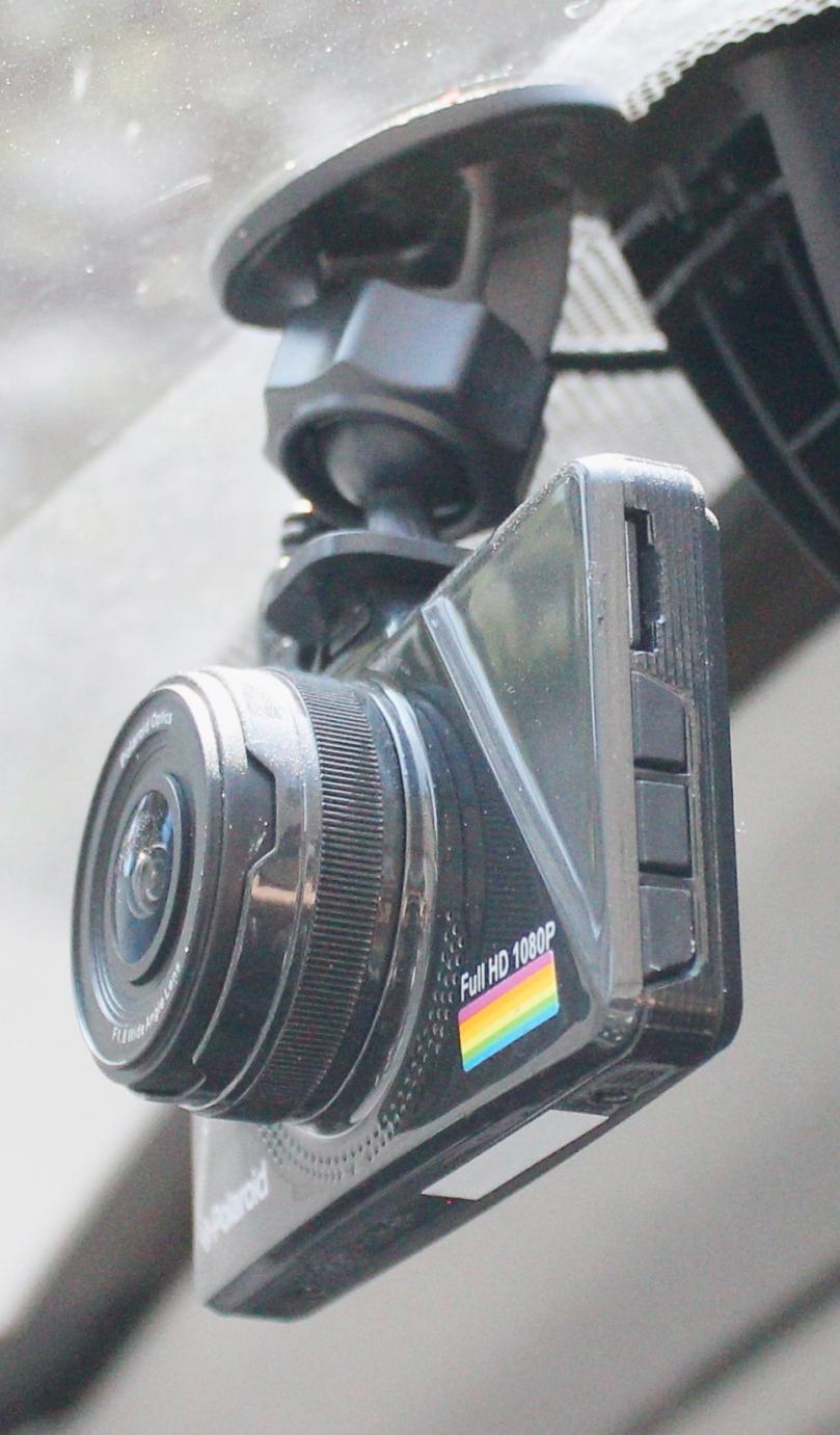 Dash Cam Closeup