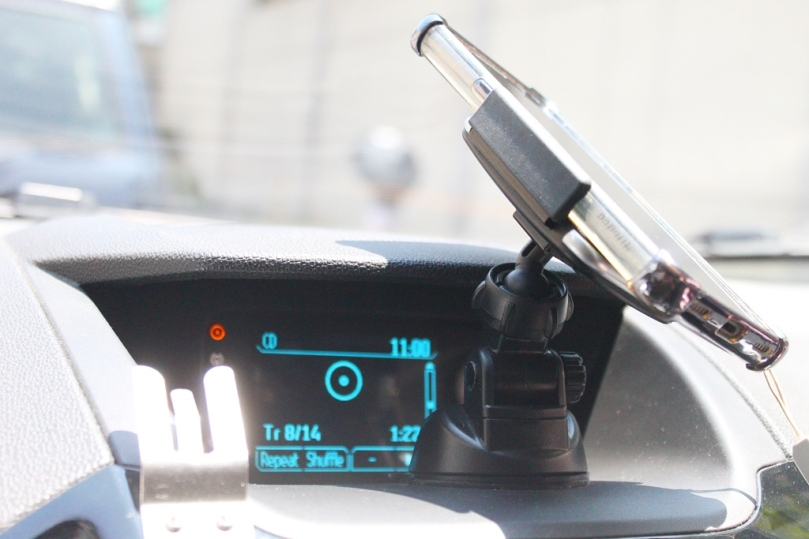 mobile phone mount 1