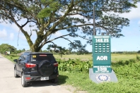 A photo from a landmark in Daet, popular among radio enthusiasts