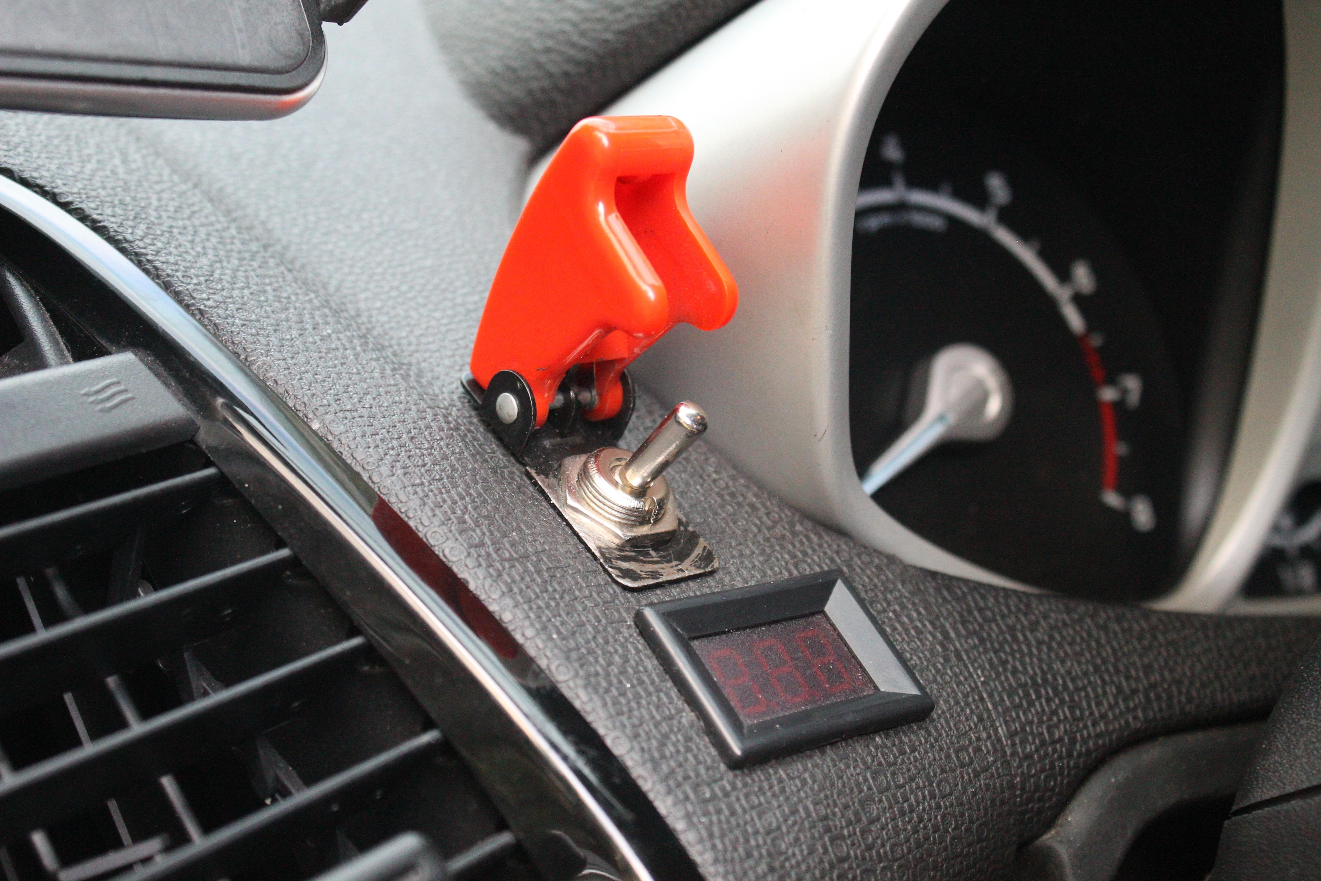 Rear Door (Boot Door) Lock – ECOSPORT DIY SERIES