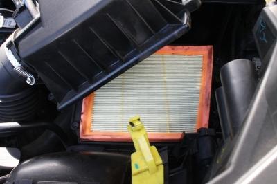 Replacing EcoSport's Engine Air Filter (1)