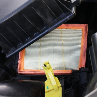 Replacing EcoSport's Engine Air Filter (1)