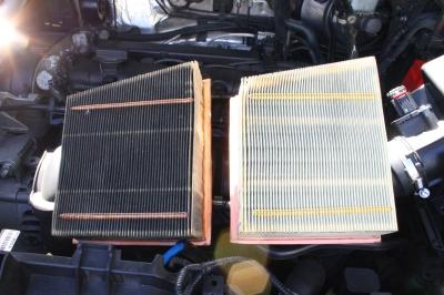 Replacing EcoSport's Engine Air Filter (3)