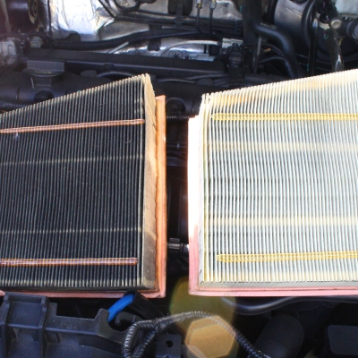 Replacing EcoSport's Engine Air Filter (3)